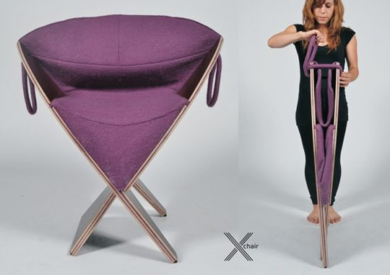 Portable furniture HomeTone