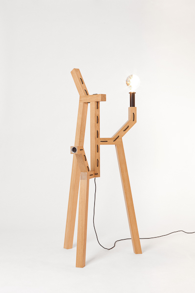 Dock Lamp by Manuel Amaral Netto 5