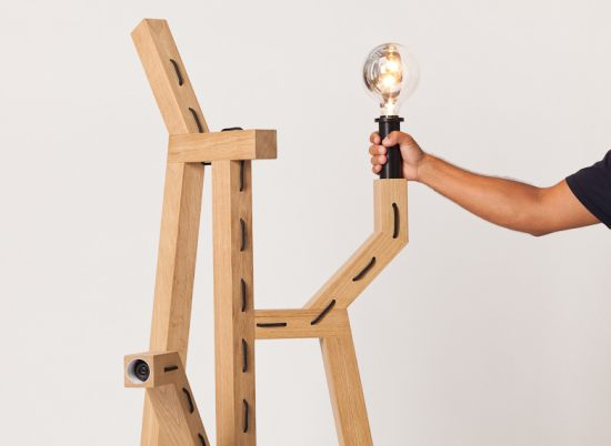 Dock Lamp by Manuel Amaral Netto