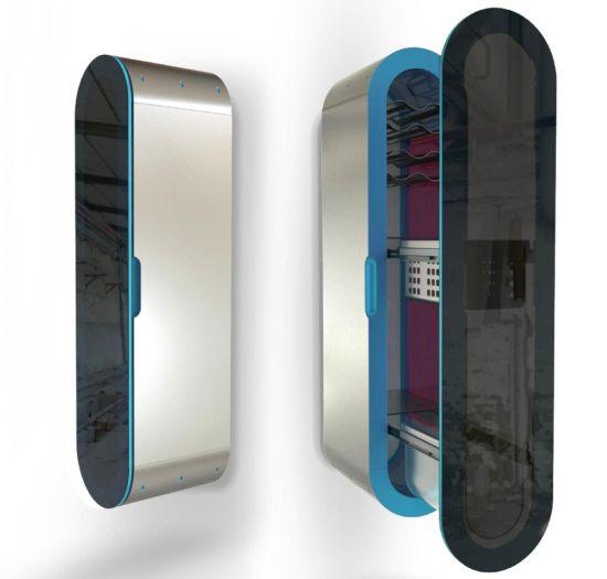Elio refrigerator