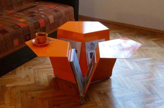 Orri coffee table by Boris Ignatov