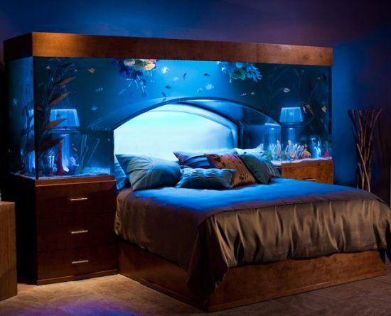 Opulum Aquarium Creates Gentle Ripples Of Light To Set The
