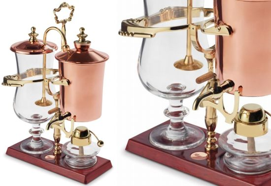 Balancing Siphon Coffee Maker