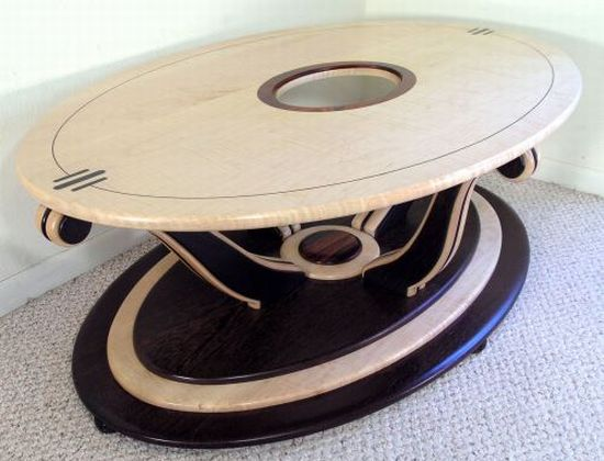 Neo-Deco Coffee Table
