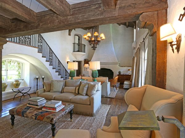 Reese Witherspoon's Ojai home California