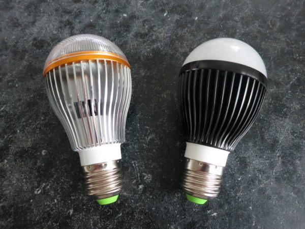 Visualight light bulb