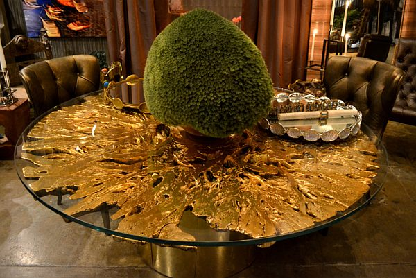 Golden Root Table