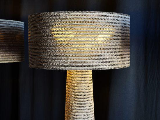 Fabbian Cardboard Lamps