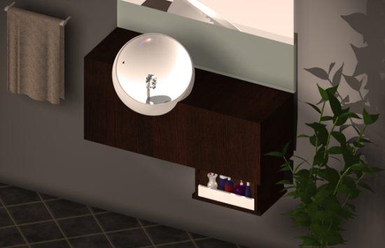 Fountain basin