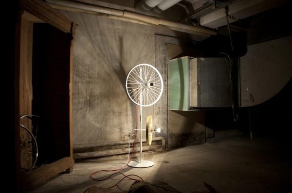 Rim Lamp by Daniele Ferrazzano