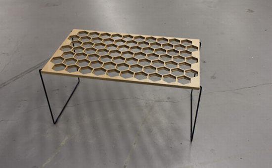 Coffee Table by Sam Stringleman 7