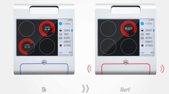 X-Control Interactive cooking system_07