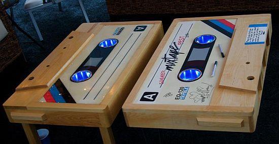 Cassette Tape Table_12