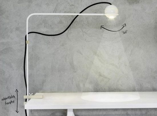 Kamu desk lamp