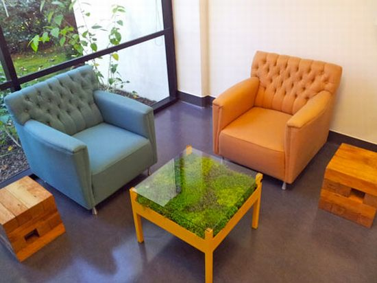 Living Table Habitat Horticulture
