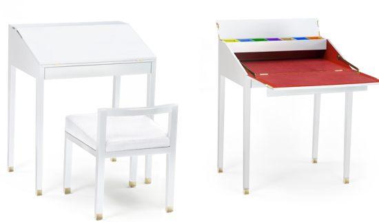 Paint Box Escritoire