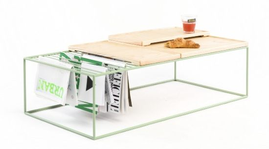 Rack Table by Anthony Guex