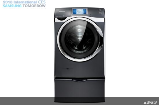 Samsung WA50F top-load washer