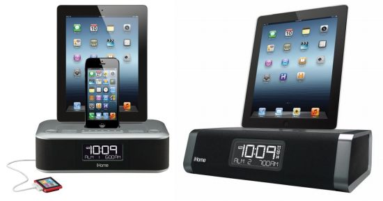 iHome Lighting Docks