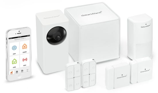 iSmart Alarm home security system