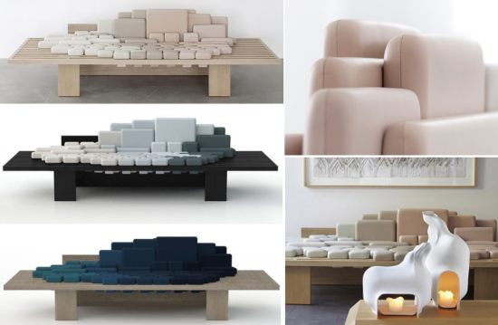 Benjamin Graindorge SofaScape sofa