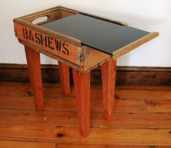 Katie Thompson Bashew Crate Sidetable