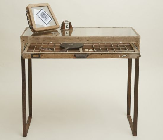 Katie Thompson Printers Tray Table