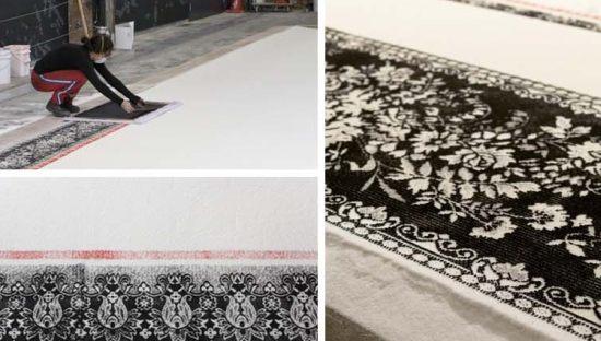 Sugar Carpet by Aude Moreau 4