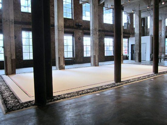 Sugar Carpet by Aude Moreau 6