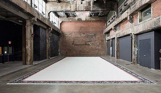 Sugar Carpet by Aude Moreau