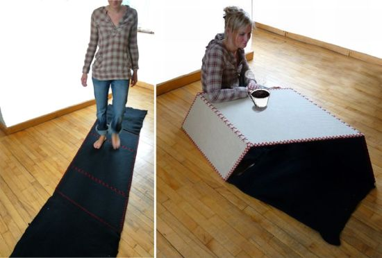Conversation Rug by Pia Design