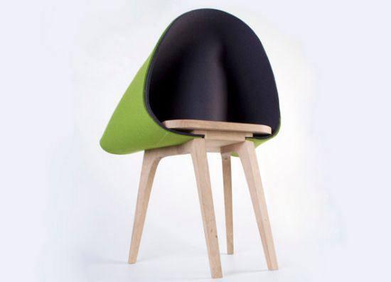 Núno chair by Emilia Lucht 1