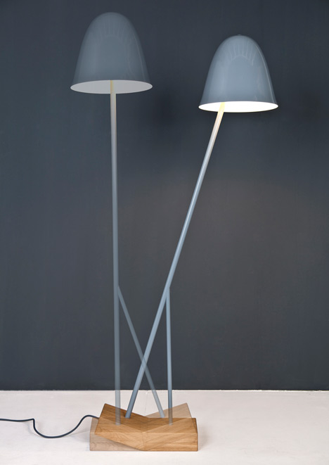 Pilu lamp by Leoni Werle 1