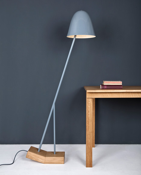 Pilu lamp by Leoni Werle 2