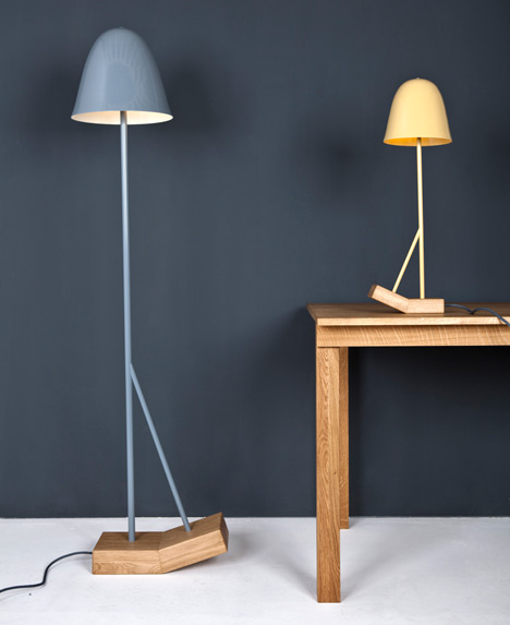 Pilu lamp by Leoni Werle 3