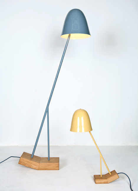Pilu lamp by Leoni Werle 5