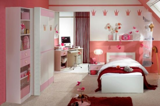 teenage girls room decorating ideas