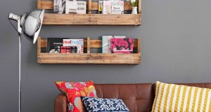 DIY Pallet Shelves _3