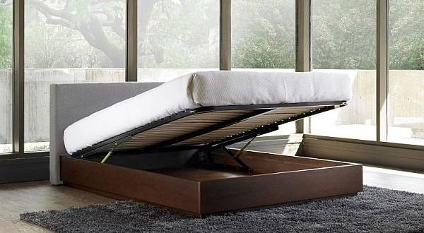 Almacenamiento de cama