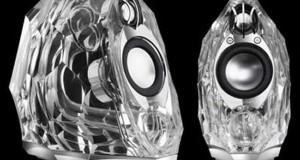 Harman Kardon GLA 55 Glass Speakers
