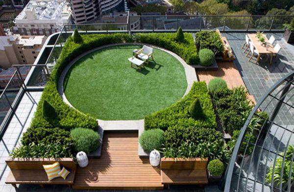 rooftop gardening,