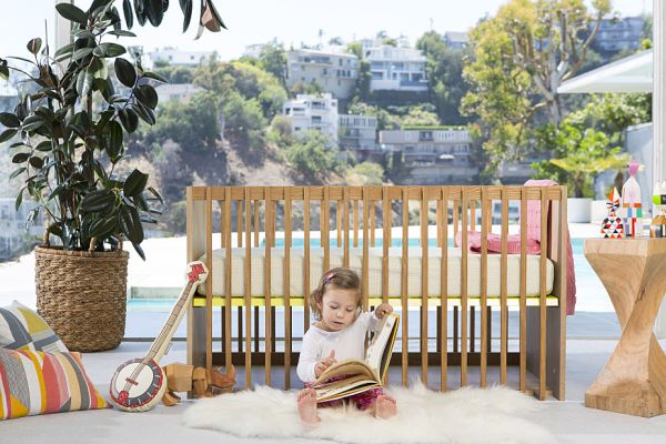 Multifunctional Highlight Crib  (1)