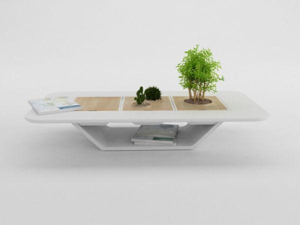 Bonsai modular table