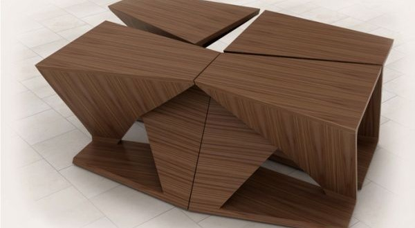 Xcentric coffee table by Goci Bjelajac 2