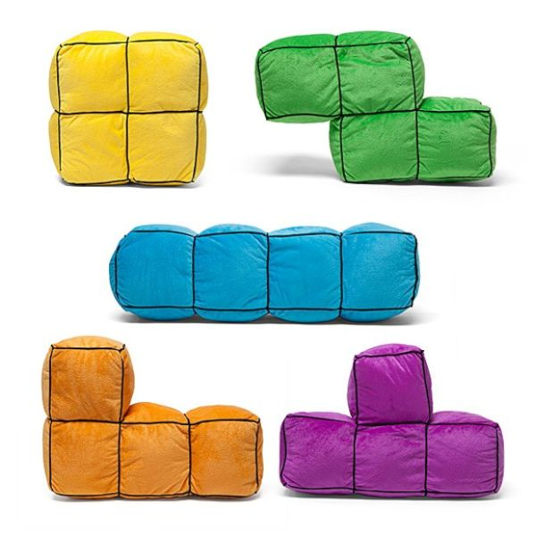 Tetris Cushion
