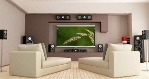 setting a home theater  (4)