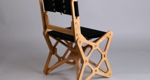 Innovative Electron flat-pack chair  2