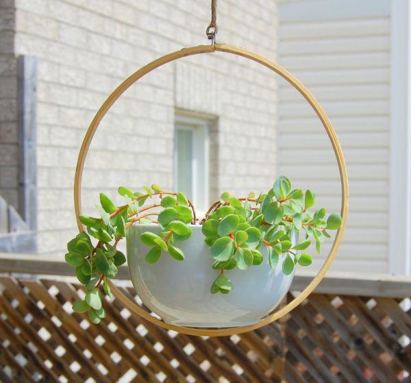 circle pot project
