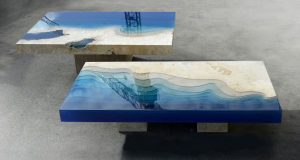 These Lagoon Coffee Tables (3)