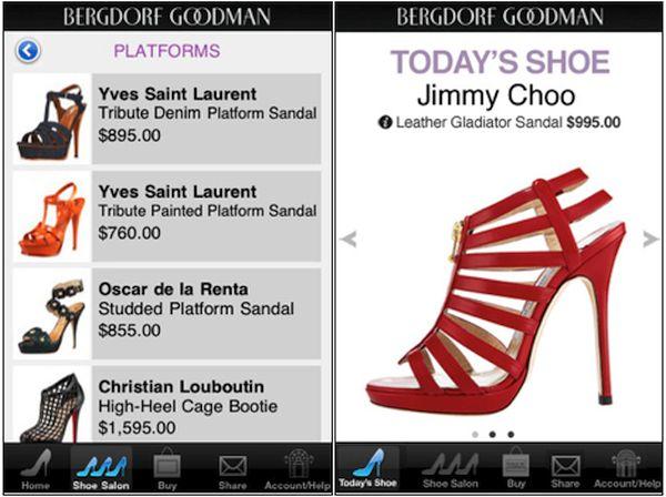 Shoes Closet App